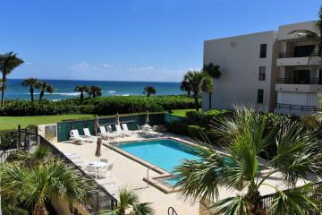 Home for Sale at 450 Ocean Drive #203, Juno Beach FL 33408