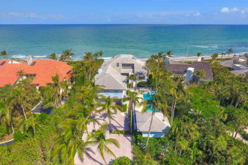 Home for Sale at 12032 E End, North Palm Beach FL 33408