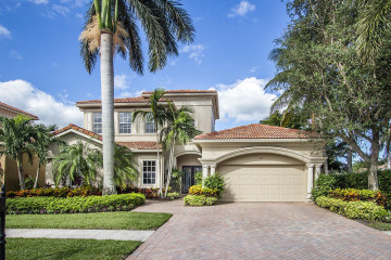Home for Sale at 7171 E Tradition Cove Lane E, West Palm Beach FL 33412