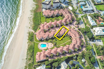 Home for Sale at 6711 N Ocean Boulevard #15, Ocean Ridge FL 33435