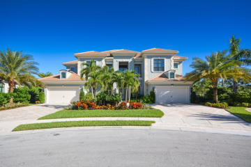 Home for Sale at 16525 Fleur De Lis Way, Delray Beach FL 33446