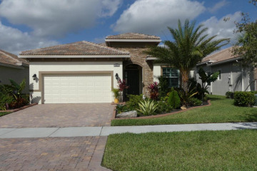Home for Sale at 18030 SW Cosenza Way, Port Saint Lucie FL 34986