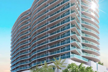 Home for Sale at 3300 SE 1st Street #1504, Pompano Beach FL 33062