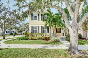 Home for Sale at 244 Newhaven Boulevard, Jupiter FL 33458