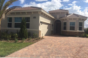 Home for Sale at 18003 SW Cosenza Way Sw, Port Saint Lucie FL 34986