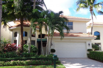 Home for Rent at 8453 Legend Club Drive, West Palm Beach FL 33412