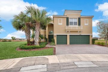 Home for Sale at 11690 SW Rockville Court, Port Saint Lucie FL 34987
