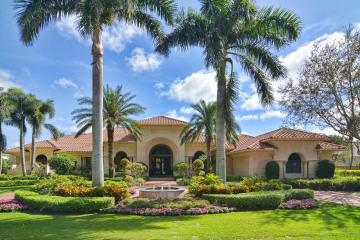 Home for Sale at 12210 Tillinghast Circle, Palm Beach Gardens FL 33418