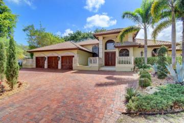 Home for Sale at 5700 Hamilton Way, Boca Raton FL 33496
