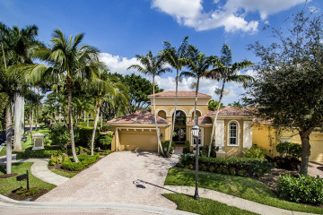 Home for Sale at 7190 Tradition Cove Lane E, West Palm Beach FL 33412