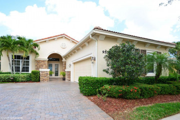 Home for Sale at 9532 SW Nuova Way, Port Saint Lucie FL 34986