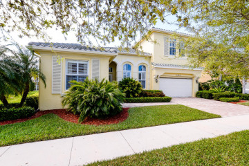 Home for Sale at 11295 SW Vanderbilt Circle, Port Saint Lucie FL 34987