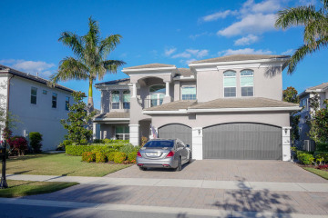 Home for Sale at 13894 Chester Bay Lane, North Palm Beach FL 33408