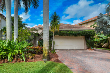 Home for Sale at 8125 Valhalla Drive, Delray Beach FL 33446