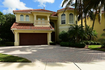 Home for Rent at 726 Sandy Point Lane, North Palm Beach FL 33410