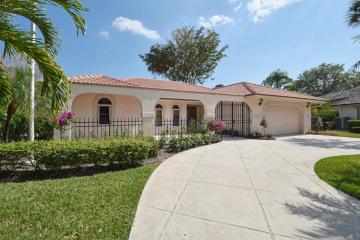 Home for Rent at 18025 Lake Bend Drive, Jupiter FL 33458