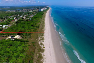 Home for Sale at 2306 Tamarind Drive, Hutchinson Island FL 34949