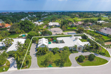 Home for Sale at 12144 W End, North Palm Beach FL 33408