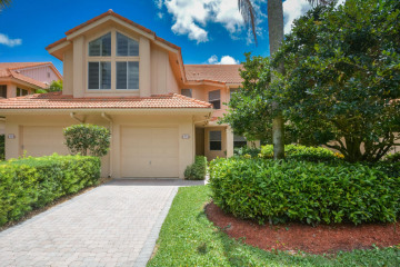 Home for Sale at 2560 Coco Plum Boulevard #501, Boca Raton FL 33496