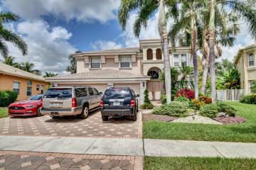 Home for Rent at 6441 Marbletree Lane, Lake Worth FL 33467