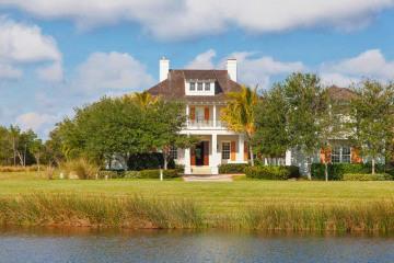 Home for Sale at 9235 Marsh Island Drive, Vero Beach FL 32963