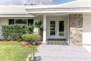 Home for Rent at 143 Country Club Drive, Tequesta FL 33469