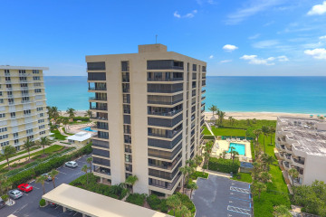 Home for Sale at 450 Ocean Drive #1101, Juno Beach FL 33408