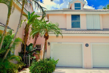 Home for Rent at 4410 Fairway Drive N, Jupiter FL 33477