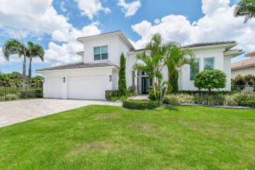 Home for Sale at 13966 Chester Bay Lane, North Palm Beach FL 33408