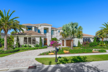 Home for Sale at 13951 Chester Bay Lane, North Palm Beach FL 33408