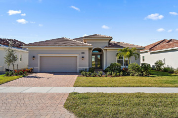 Home for Sale at 21858 SW Tivolo Way, Port Saint Lucie FL 34986