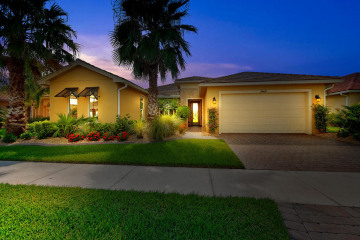 Home for Sale at 11669 SW Apple Blossom Trail, Port Saint Lucie FL 34987