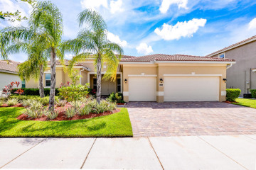 Home for Sale at 11931 SW Aventino Drive, Port Saint Lucie FL 34987