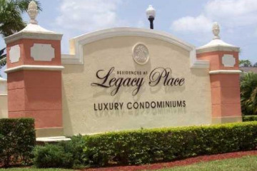 Home for Rent at 11022 Legacy Drive #101, Palm Beach Gardens FL 33410