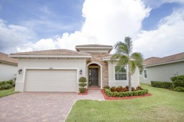 Home for Sale at 10611 SW Capraia Way, Port Saint Lucie FL 34986