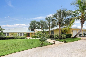 Home for Sale at 8576 SE Mangrove Street, Hobe Sound FL 33455