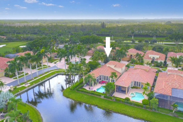 Home for Sale at 7171 Tradition Cove Lane E, West Palm Beach FL 33412