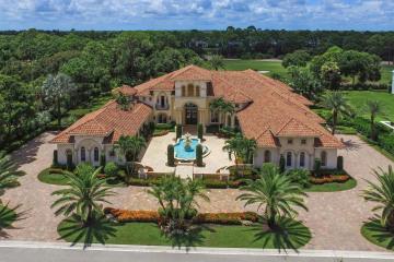 Home for Sale at 12240 Tillinghast Circle, Palm Beach Gardens FL 33418