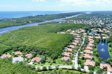 Home for Sale at 9725 SE Crape Myrtle Court, Hobe Sound FL 33455
