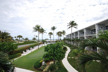 Home for Sale at 150 N Ocean Boulevard #W-22, Delray Beach FL 33483