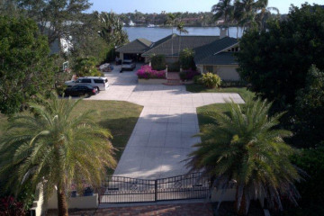 Home for Sale at 18896 Point Drive, Tequesta FL 33469