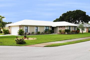 Home for Sale at 18302 SE Eagle Lane, Tequesta FL 33469