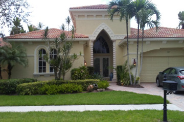 Home for Sale at 7211 Tradition Cove Lane W, West Palm Beach FL 33412