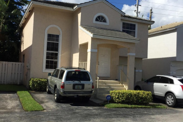 Home for Sale at 9919 NW 2 Street, Plantation FL 33324