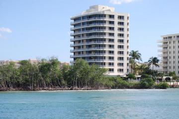 Home for Sale at 425 Beach Road #3-O, Tequesta FL 33469
