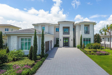 Home for Sale at 13799 Baycliff Drive, North Palm Beach FL 33408