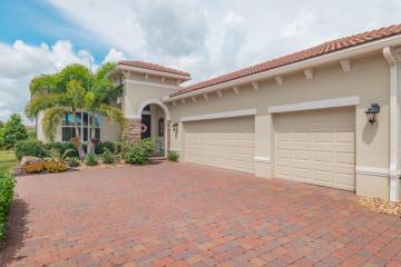 Home for Sale at 10554 SW Capraia Way, Port Saint Lucie FL 34986