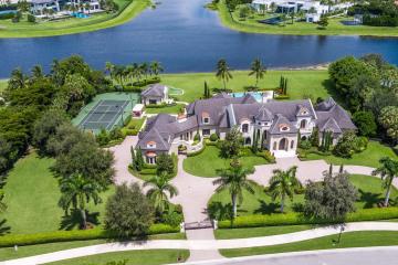 Home for Sale at 16021 Quiet Vista Circle, Delray Beach FL 33446