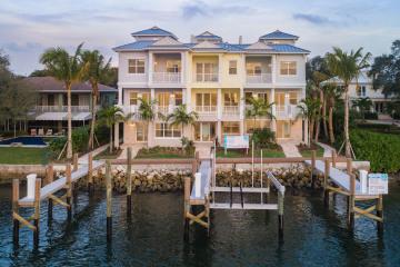 Home for Sale at 1045 Harbor Villas Drive, North Palm Beach FL 33408