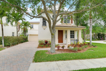 Home for Rent at 421 Pumpkin Drive, Palm Beach Gardens FL 33410